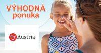 Akcie a zľavy na vybranú drogériu na myAustria.sk