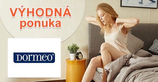 Akcie a zľavy na vybraný sortiment na Dormeo.sk