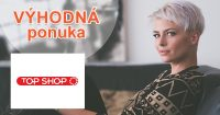 Akcie a zľavy na vybraný sortiment na TopShop.sk