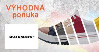 Akcie a zľavy na vybraný sortiment na Walkmaxx.sk