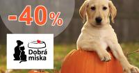 Akcie mesiaca až -30% zľavy na Dobra-miska.sk
