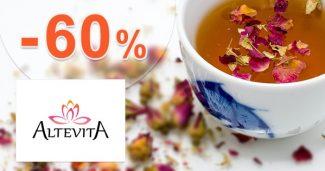 Akciové ponuky až do -60% zľavy na Altevita.sk