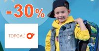 Akcie na školské peračníky až -30% na Topgal.sk