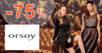 Akcie na dámske šaty až -75% zľavy na Orsay.sk