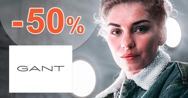 Akcie na dámske bundy až -50% zľavy na GANT.sk