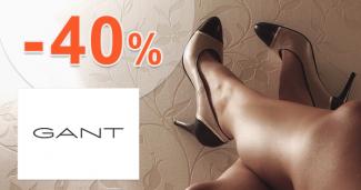Akcie na dámske topánky až -40% zľavy na GANT.sk
