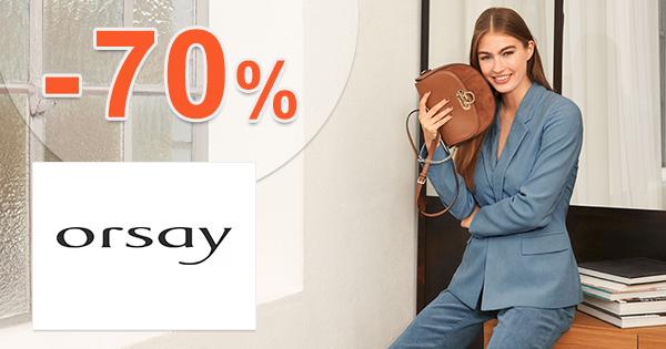 Výpredaj na pulóvre až -70% zľavy na Orsay.sk