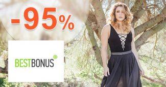 Akcie na módu a doplnky až -95% na BestBonus.sk