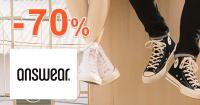Akcie na dámsku obuv až -70% zľavy na Answear.sk