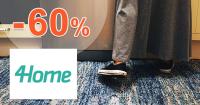 Akcie na rohožky až -60% zľavy na 4Home.sk