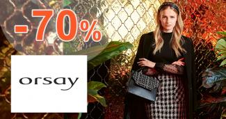 Akcie na topy a tričká až -70% zľavy na Orsay.sk