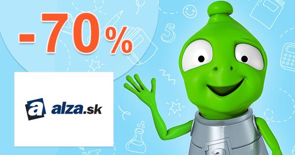 Akcie na vstavané spotrebiče až -70% na Alza.sk
