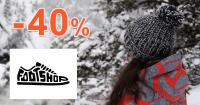 Akcie na značkové čiapky až -40% na FootShop.sk
