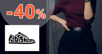 Akcie na značkové opasky až -40% na FootShop.sk