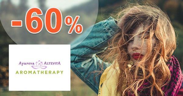 Najpredávanejšie akcie až do -60% na Aromaoils.sk