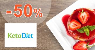 KetoDiet na chudnutie až -50% na KetoDiet.sk