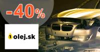 Akciové produkty a sady až -40% zľavy na 1olej.sk