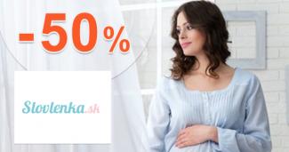 Akciový sortiment až -50% zľavy na Slovlenka.sk