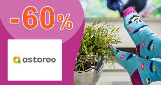Akciový sortiment až -60% zľavy na Astoreo.sk