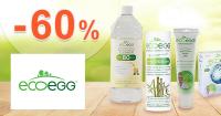 Zľavy a akciový tovar až -60% zľavy na EcoEgg.sk
