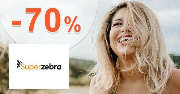 Akciový sortiment až -70% zľavy na SuperZebra.sk