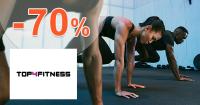 Výpredaj fitness doplnkov až -70% na Top4fitness.sk