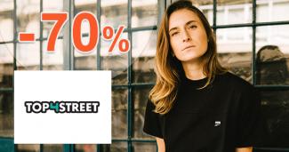 Výpredaj na batohy až -70% zľavy na Top4street.sk
