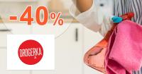 Akciový tovar až -40% zľavy na Drogerka.sk