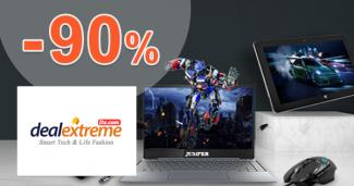 Akciový tovar až -90% zľavy na DealeXtreme.com