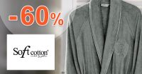 Akciová ponuka až -60% ZĽAVY na SoftCotton.sk