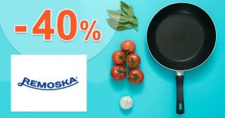 Akciová ponuka až do -40% zľavy na Remoska.eu