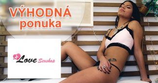Akciové erotické pomôcky na LoveSexShop.sk