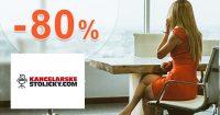 Akčná ponuka až -80% na KancelarskeStolicky.com