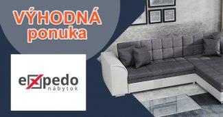 Akčné ponuky na vybraný sortiment na Expedo.sk
