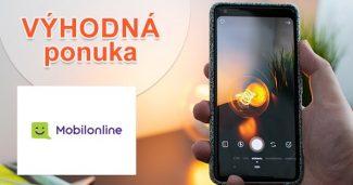 Aktuálna ponuka akcií a zliav na MobilOnline.sk