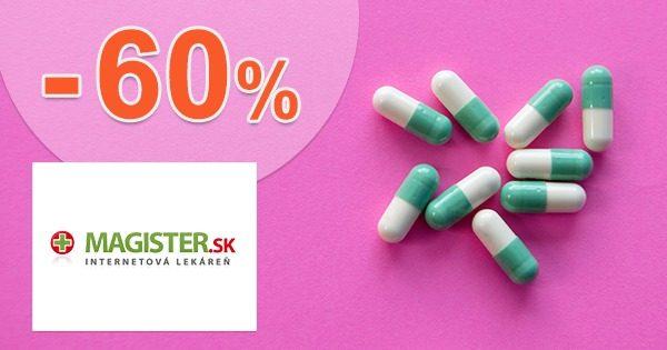 Aktuálne akcie a zľavy až do -60% na Magister.sk