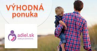 Aktuálne zľavy a akčné ponuky na Adiel.sk