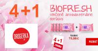 Antibakteriálne obrúsky 4+1 zdarma na Drogerka.sk