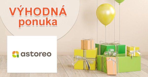Akčný tovar a sortiment so zľavami na Astoreo.sk