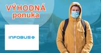 Letenky kúpite online na pár kliknutí cez InfoBus.eu