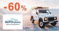 Deflektory vo výpredaji až -60% na AUTOvybava.sk
