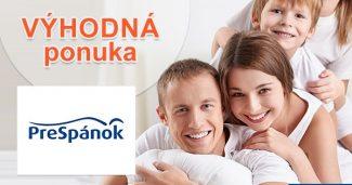 Až 100 DENNÁ GARANCIA na PreSpanok.sk