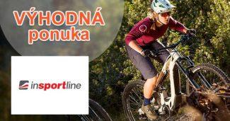 Až 2 darčeky k novým bicyklom na inSPORTline.sk