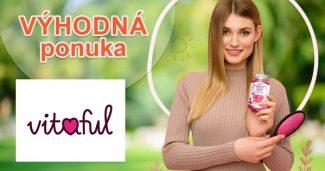 Až 30 DENNÁ ZÁRUKA k nákupu na Vitaful.sk