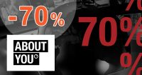 BLACK FRIDAY! Až do -70% EXTRA na AboutYou