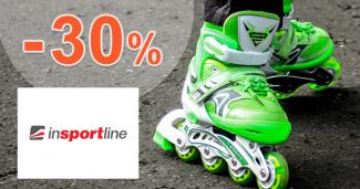 Kolieskové korčule až -30% na inSPORTline.sk