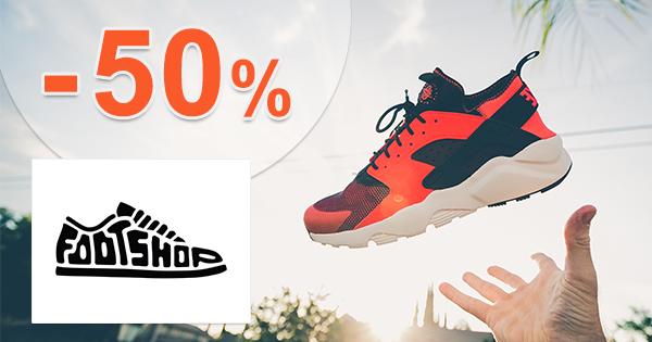 Basketbalové topánky až -50% na FootShop.sk