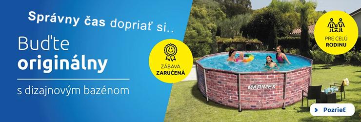 Bazény z Marimex.sk