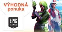 Bezplatná hra Fortnite Chapter 2 na EpicGames.com