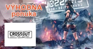 Registrácia zadarmo + bonus do hry na Crossout.net